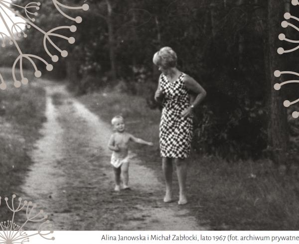 M.Zabłocki i A. Janowska prywatne archiwum rodzinne