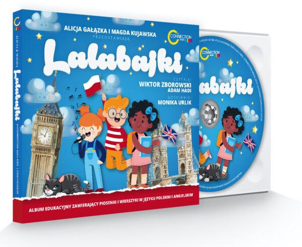 CD wizka Lalabajki